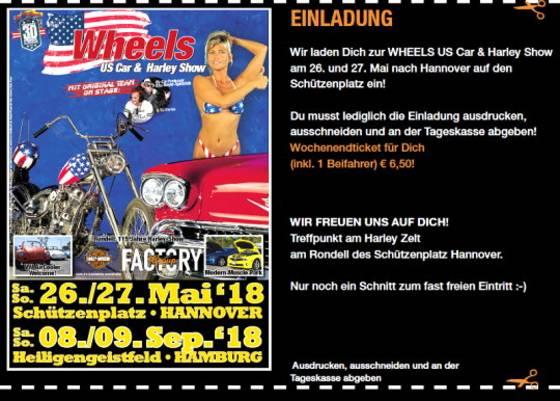 Harley Davidson Vertragshändler Hannover Gmbh Newsletter