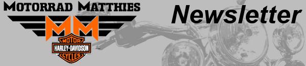 Harley-Davidson Tuttlingen / Motorrad Matthies
