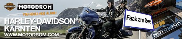 Motodrom Harley-Davidson Kärnten, Motodrom Zweirad GmbH
